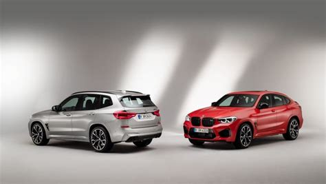 Bmw Adds X3 And X4 To High-performance M Lineup
