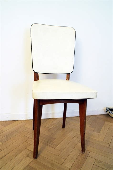 chaise vintage scandinave chaise vintage scandinave blanche et bois pas cher luckyfind