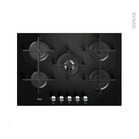 plaque verre cuisine plaque gaz 4 feux whirlpool 28 images plaque de