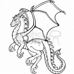cartoon dragon clipart. Royalty-free GIF, JPG, PNG, EPS ...