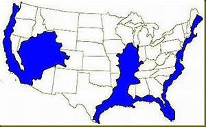 Conspiracy.Com: US Navy Map of Future America ?   Worth ...