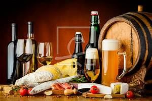 Wein Und Glas Essen : bier wein und essen as a canvas print 11233648 fi ~ A.2002-acura-tl-radio.info Haus und Dekorationen