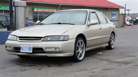 1994 Honda Accord Wagon Ex Automatic Related Infomation