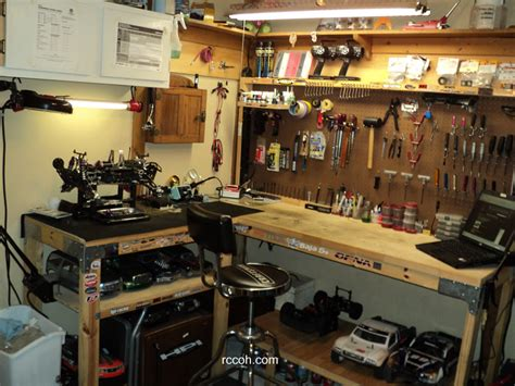Hobby Bench Rc Cars by Rc Tools And Tips Rc Wrenching Room Rc Club Of Houston