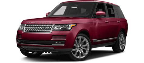 2017 Land Rover Range Rover Info