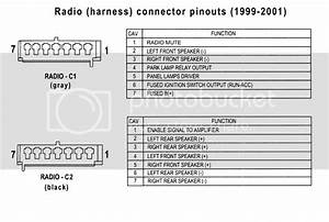 2002 Chrysler Sebring Stereo Wiring Diagram