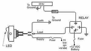 Wiring Diagram For Led Lights On Light Bar  U2013 Readingrat Net