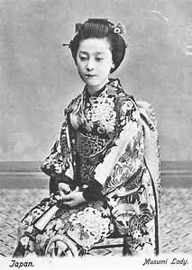 Moderne Japanische Kleidung : geisha 1907 japan style and culture modern traditional pinterest kleider ~ Orissabook.com Haus und Dekorationen