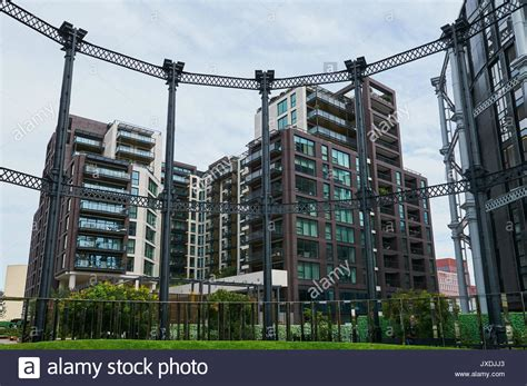 Apartment Cross by Gasholder Apartments Cross Stock Photos Gasholder