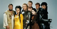 Old Lady Movie Knight (get it?): A Knight's Tale ...