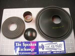 Speaker Repair  Klipsch Speaker Repair Parts