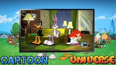 The Looney Tunes Show Season 1 Episode 4 Fish And Visitors