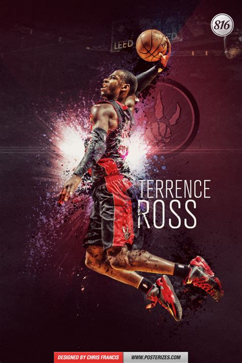 terrence ross slam dunk champ wallpaper posterizes