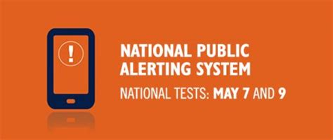 canadas public emergency alert system  test  mobile