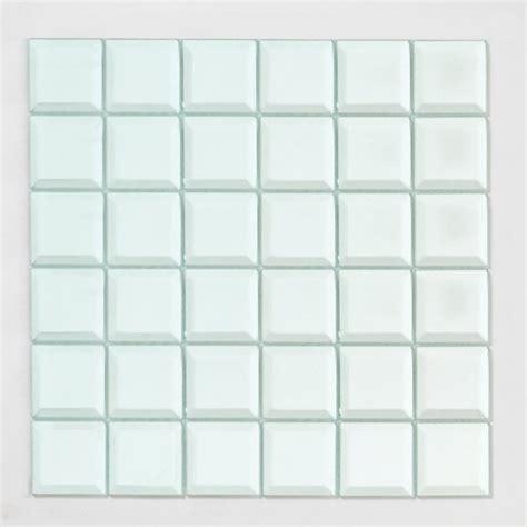 Fliesenspiegel Abschlagen by Mirror Square Bevel 5cm X 5cm 30cm X 30cm Mosaic Tile