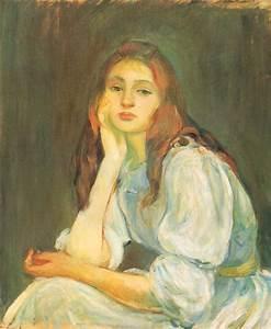 Berthe Morisot–Videos | Pronk Paintings