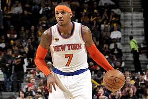 Carmelo Anthony promises the real Knicks will show up this ...  Carmelo