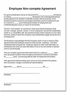 agreement templates free word templates part gdikk free With business templates noncompete agreement
