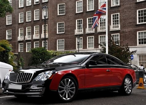 Two Door Maybach 57s