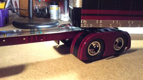 build a kenworth kenworth k123 model build youtube