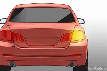 Turn Signal Signals Flashing Bulb Driving Brake