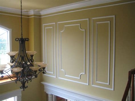 wall frame molding 8 best foyer molding images on entrance halls 3310