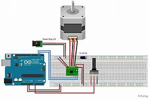 Controlling Nema 17 Stepper Motor With Arduino And A4988