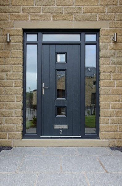 exterior sliding barn doors for sale genoa composite door with integrated top and side lights
