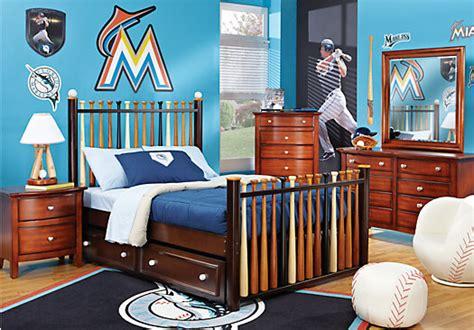 Batter Up Pc Full Bedroom-full Bedroom Sets