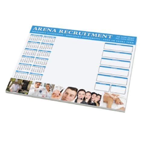 company desk pads promotional blotter pads desk pad