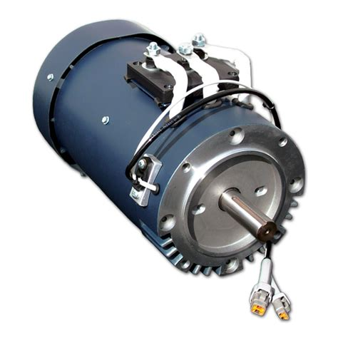 Brushless Ac Motor by Motors Ev West Electric Vehicle Parts Components Evse