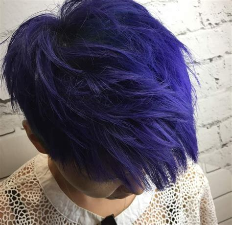 Coloring Hair Blue by Sapphire Blue Hair Coloring Jefflee