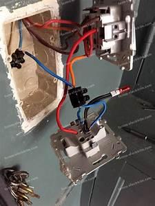 Branchement Interrupteur Temoin Lumineux Legrand : probl me branchement interrupteur avec t moin lumineux ~ Dailycaller-alerts.com Idées de Décoration