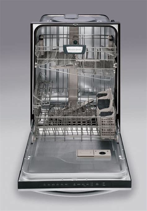 electrolux edwess fully integrated dishwasher