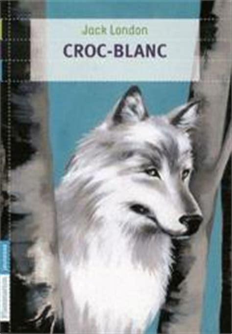 livre croc blanc