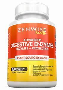 Best Vegan Digestive Enzymes  Supplement Guide