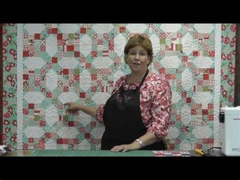 s quilt make an easy quilt with precut fabric youtube