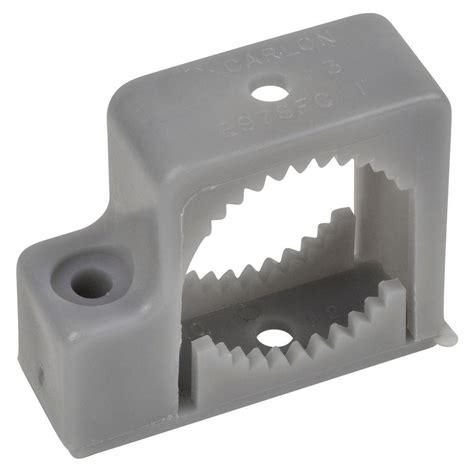 Carlon Pvc Single Mount Conduit Support Strap