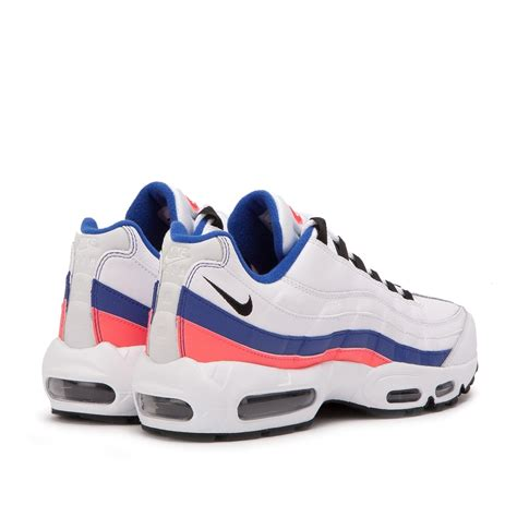 Nike Air Max Essential Rot 760 by Nike Air Max 95 Quot Essential Quot White Ultramarine