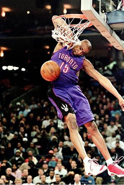 Dunk Nba Contest Slam Vince Carter Basketball