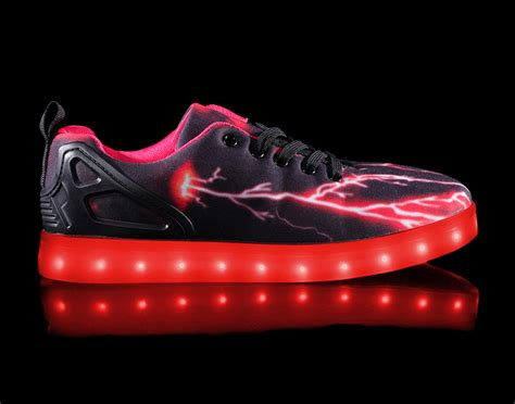 mens light up shoes mens led light up yeezys shoes black silver