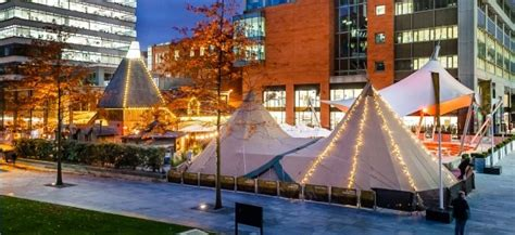 cuisine perspective teepee at the oast house manchester pop up