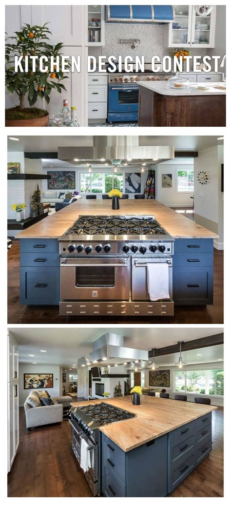 kitchen islands on kitchen design contest antojo casas y interiores 5261