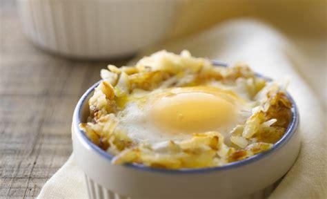 egg recipes recipes egg in potato nest 187 eggs ca