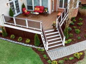 photo of house decking ideas ideas accessing your deck outdoor design landscaping ideas