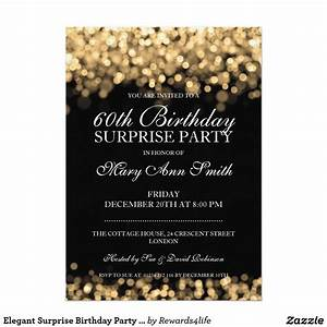 Surprise 60th Birthday Invitation Wording DolanPedia