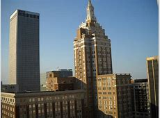 Top of the Town, downtown Tulsa, TTown, that is!