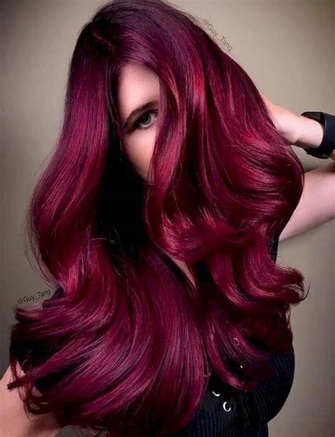 48 Cool Hair Color Ideas For 2018 Modren Villa