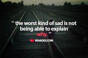 Sad quotes images for whatsapp dp Sad heart touching