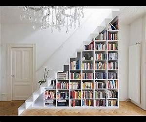 Aménagement Sous Escalier : awesome amenager une cage d escalier contemporary design trends 2017 ~ Preciouscoupons.com Idées de Décoration